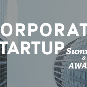 Corporate Startup Summit & Award 2016