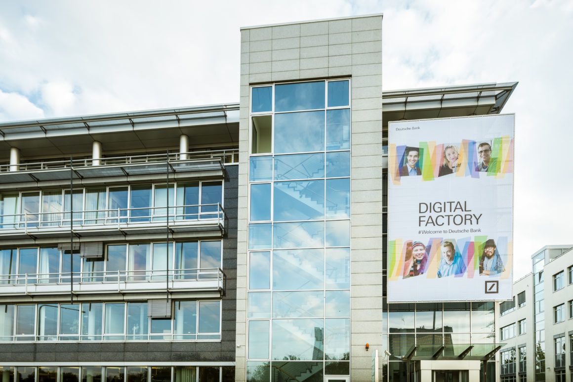 Deutsche Bank eröffnet Digitalfabrik in Frankfurt