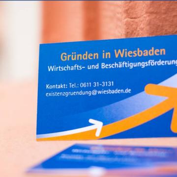 """Veranstaltungsreihe """"GRÜNDERwissen Kompakt"""" in Wiesbaden"""