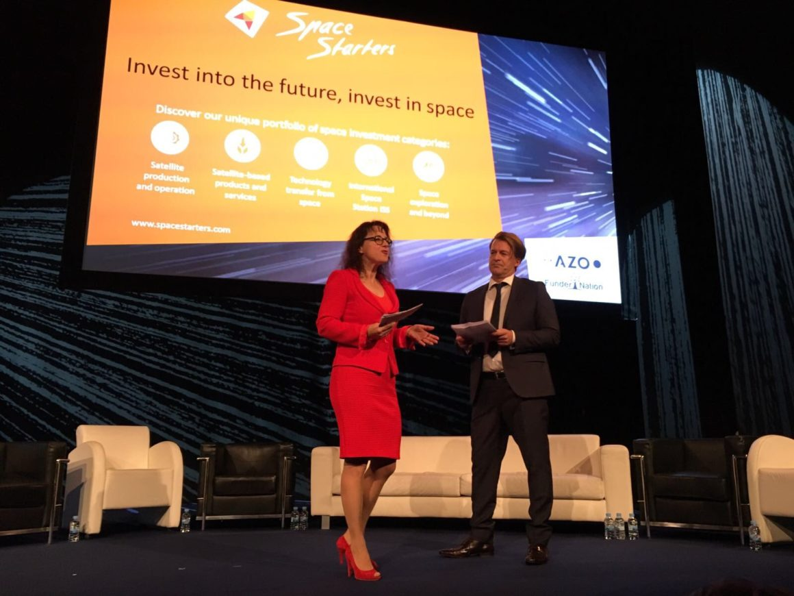 Die Initiatoren von SpaceStarters über Investmentaussichten in der NewSpace Industrie
