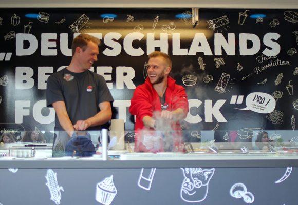 Celebrate Streetfood – von Frankfurt aus zur Nummer 1 im Streetfood-Catering