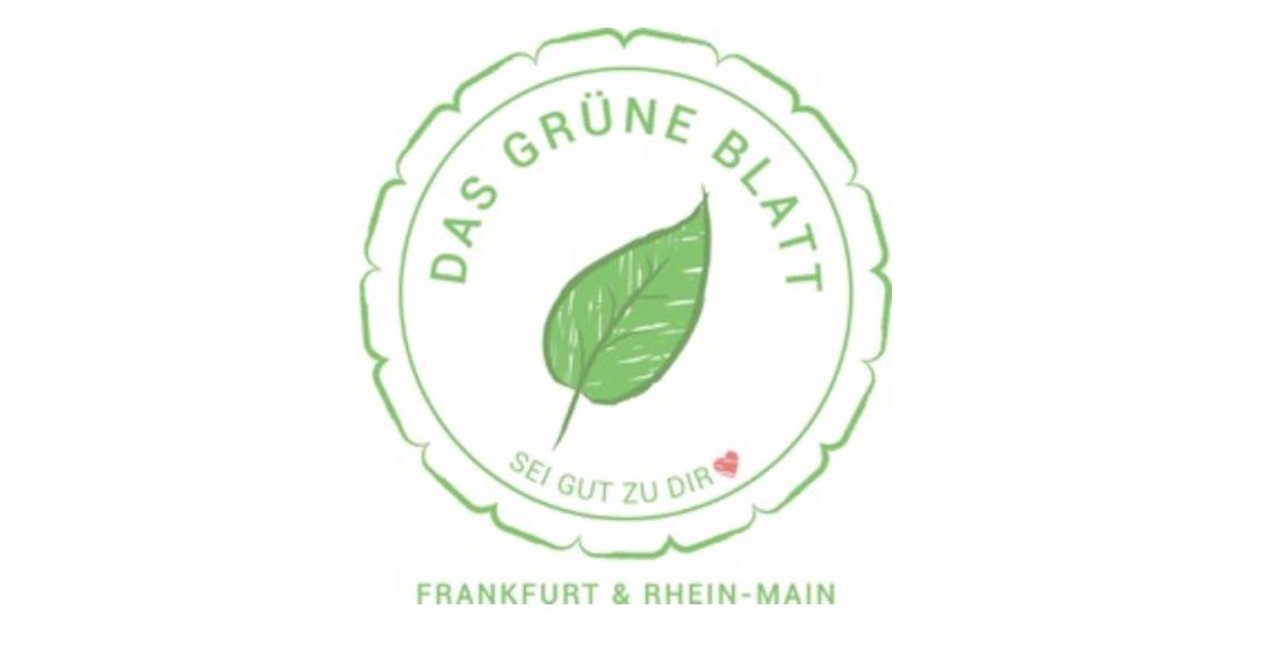 Das grüne Blatt 2017 – Gutscheinbuch für Frankfurt & Rhein-Main
