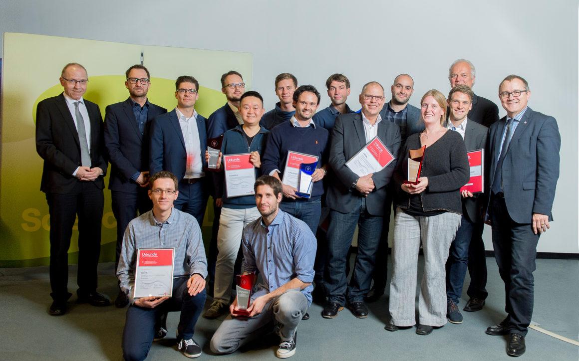 Science4Life Venture Cup mit hoher Beteiligung und starken Ideen