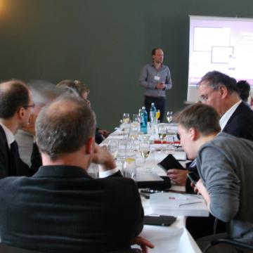 109. Venture Capital Meeting