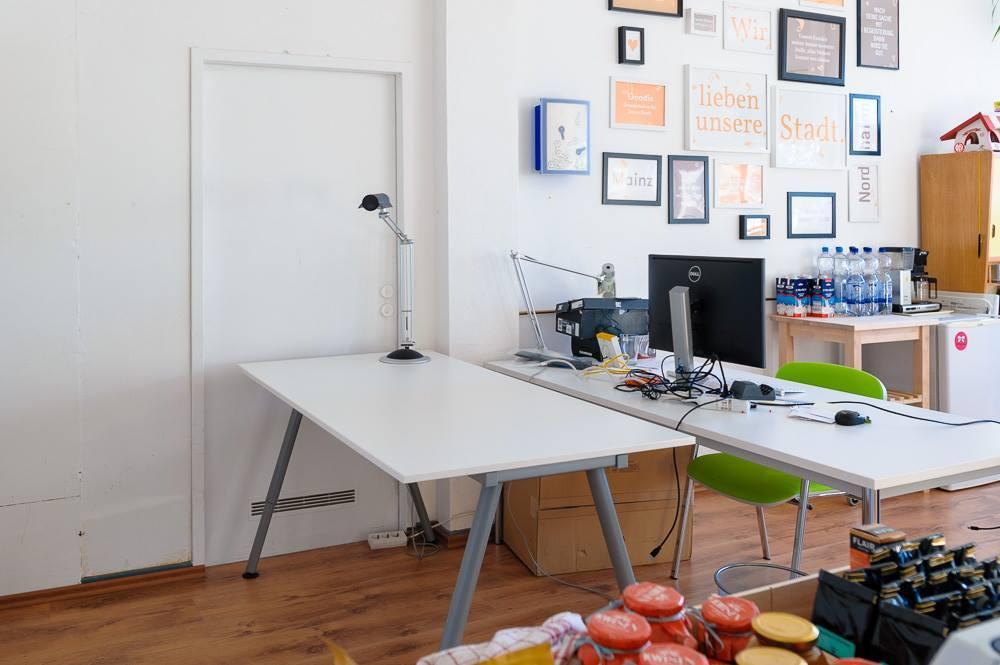 Start-Up Büro zum Vermieten in Mainz
