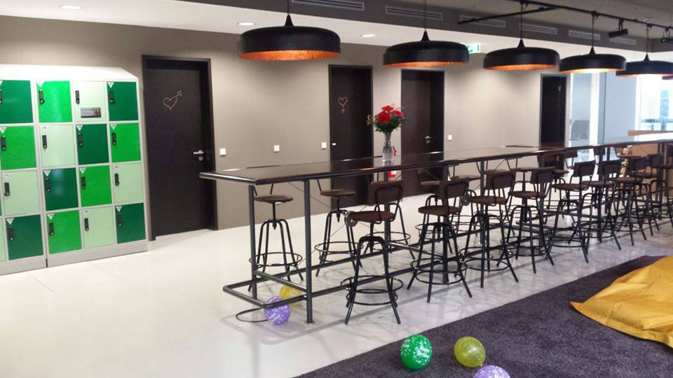 Big Opening vom Co-Work & Play