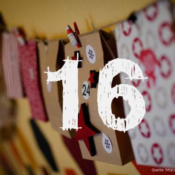 Startup-Adventskalender: das 16. Türchen