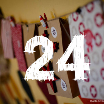 Startup-Adventskalender: das 24. Türchen