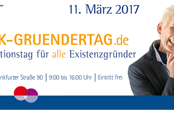 "Gründertag 2017 – ""Kurze Wege, viele Kontakte"""