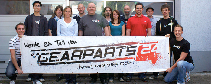 Gearparts24 – Moped Tuning is not a hobby, it's a lifestyle