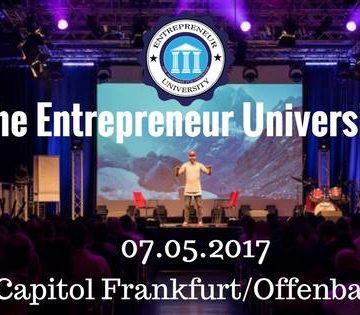 The Entrepreneur University geht in die nächste Runde