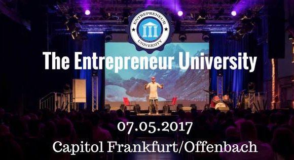 The Entrepreneur University geht in die nächste Runde