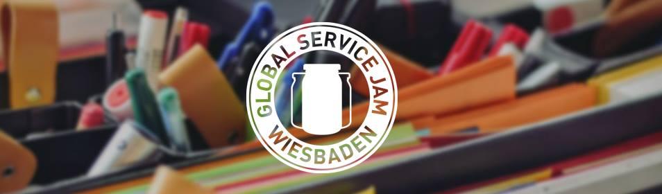 Global Service Jam in Wiesbaden