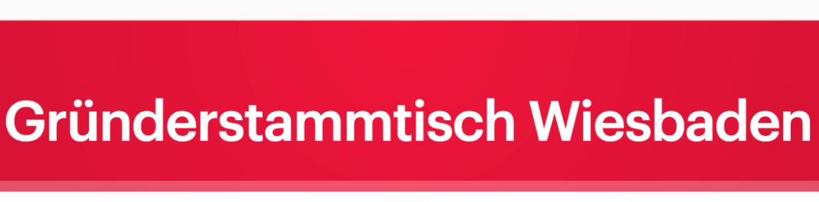 3. Gründerstammtisch Wiesbaden