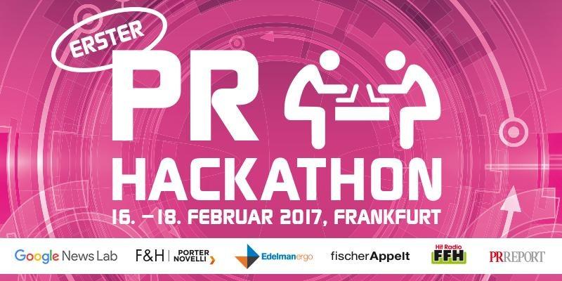 1. PR-Hackathon: Stell die PR-Branche auf den Kopf!