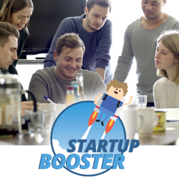 """Startup Booster"" – Bewerbungsfrist endet am 30. April"