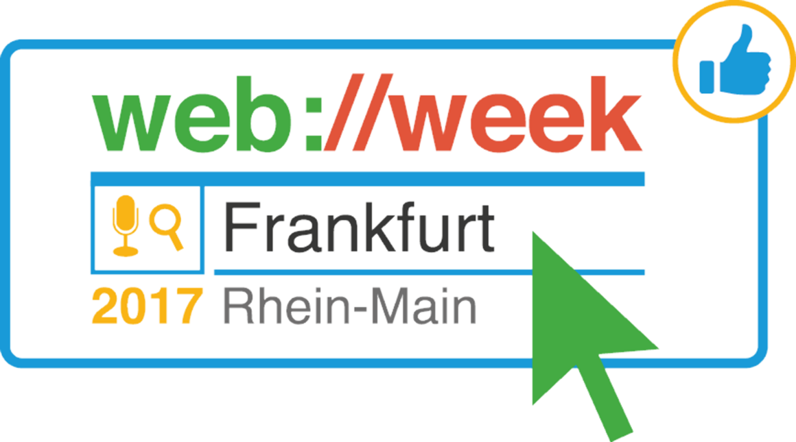Webweek Frankfurt vom 13.-19. März
