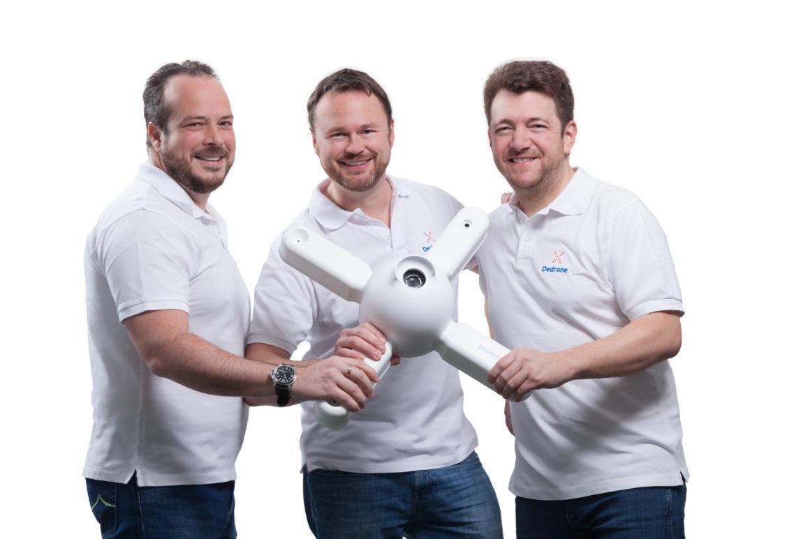 Kasseler Anti-Drohnen-Startup verkündet neue Kapitalspritze von 15 Millionen Dollar