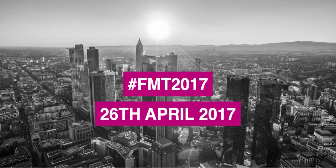"""FinTech-Konferenz """"Fin Meets Tech 2017"""""""