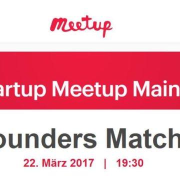 3. Founders Matching Mainz