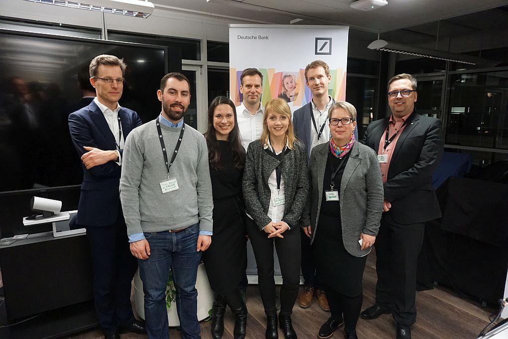 Launch vom StartupSpot Rhein-Main in der Digital Fabrik
