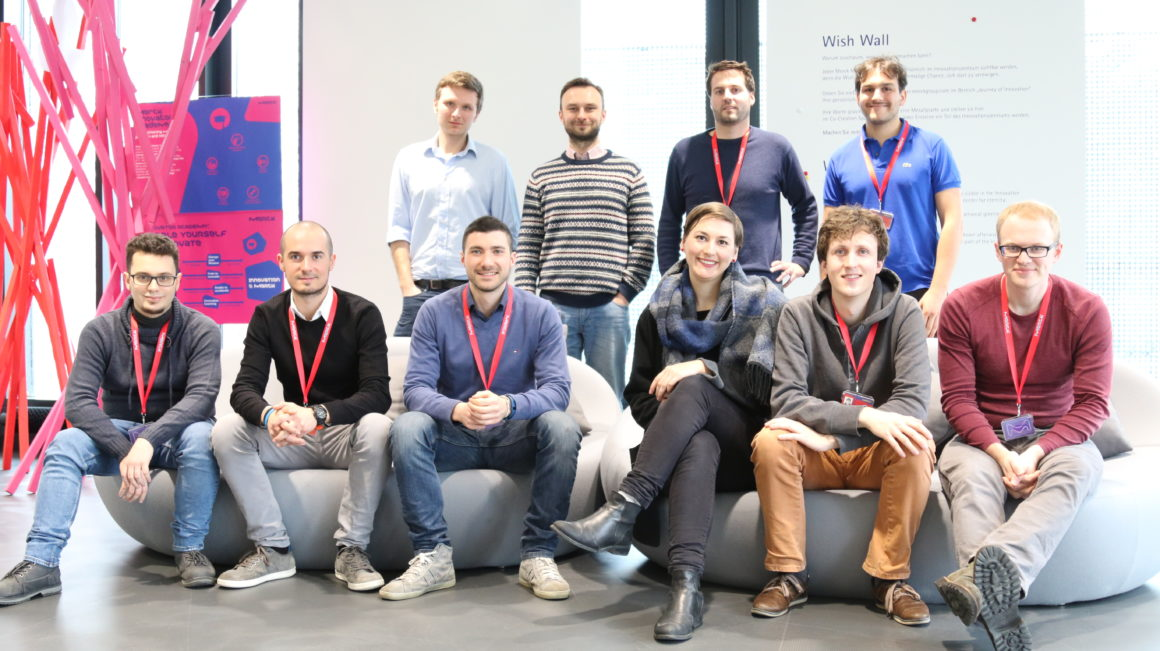 4 neue Startups im Darmstädter Merck Accelerator
