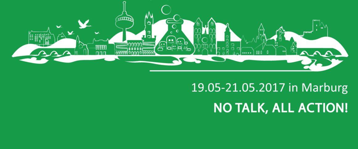 Startup Weekend Mittelhessen – no talk, all action