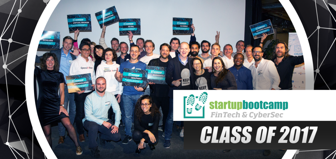 Startupbootcamp: FinTech & CyberSecurity 2017 Selection Days