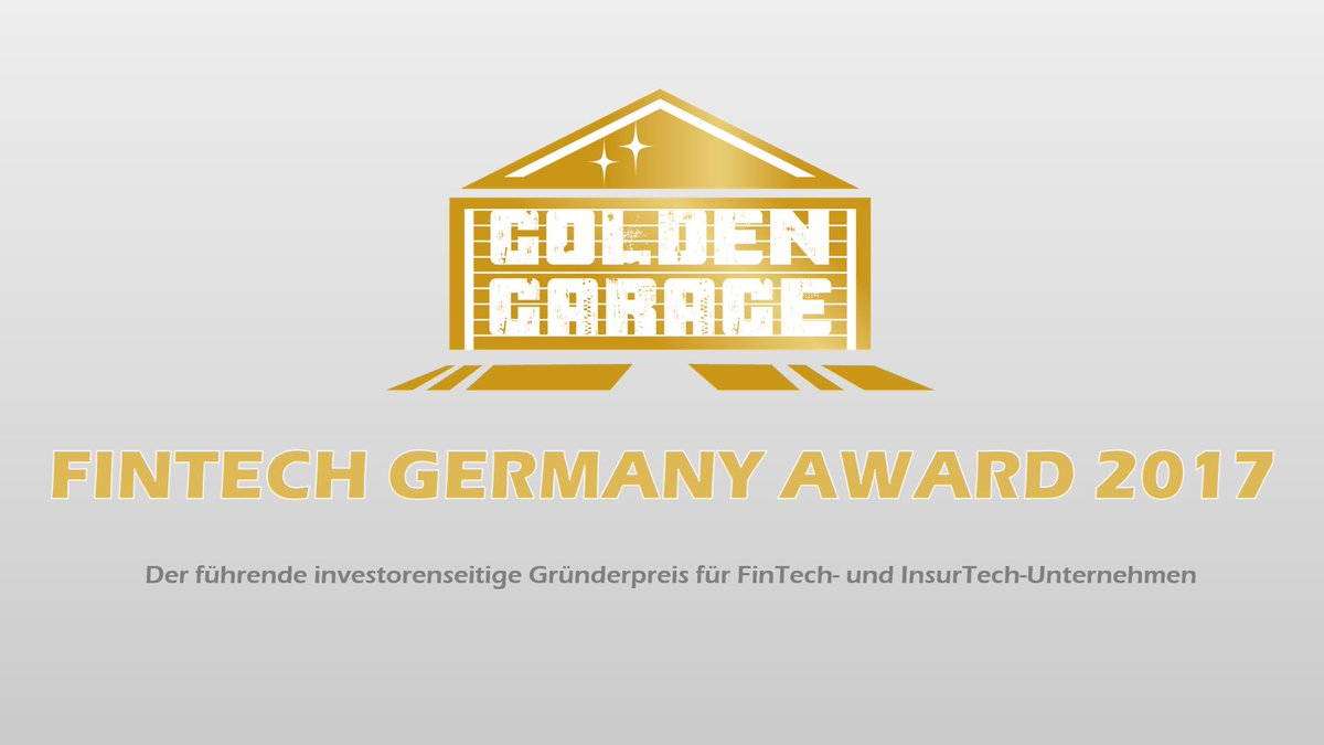 and the fintechgermany award 2017 goes to rhein main startups. Black Bedroom Furniture Sets. Home Design Ideas