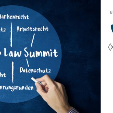 Startup Law Summit in Frankfurt
