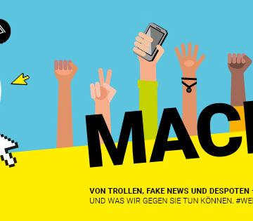 """Webmontag Darmstadt zum Thema """"Macht"""""""