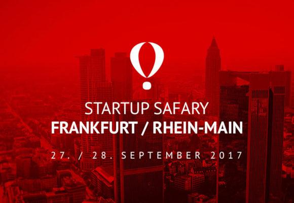 Die Startup Safary bringt Dich zu den angesagtesten Startups und Innovation-Spaces in der Rhein-Main Region
