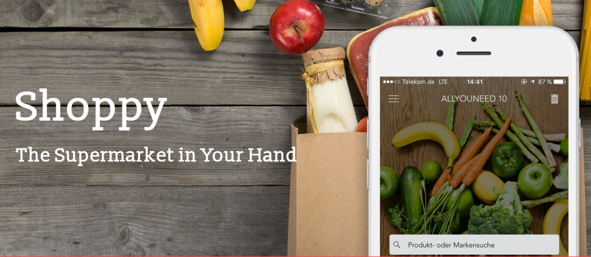 Job Offer: Co-Founder of Shoppy // Disrupting the way we buy daily products