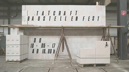 Baustellenfest: Der neue Maker-Space Tatcraft gewährt erste Einblicke