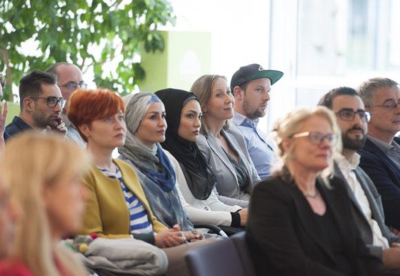 """45.000 Euro Startgeld gab es beim neuen """"Special Impact Award"""" für Sozialgründer*innen"""
