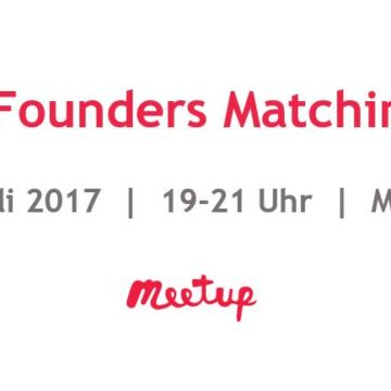 4. Founders Matching in Mainz