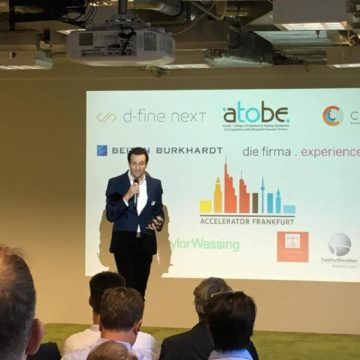 Demo Day for Accelerator Frankfurt's Second Wave (Gallery)