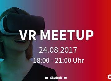Mittelstand goes Virtual Reality – VR-Meetup Frankfurt