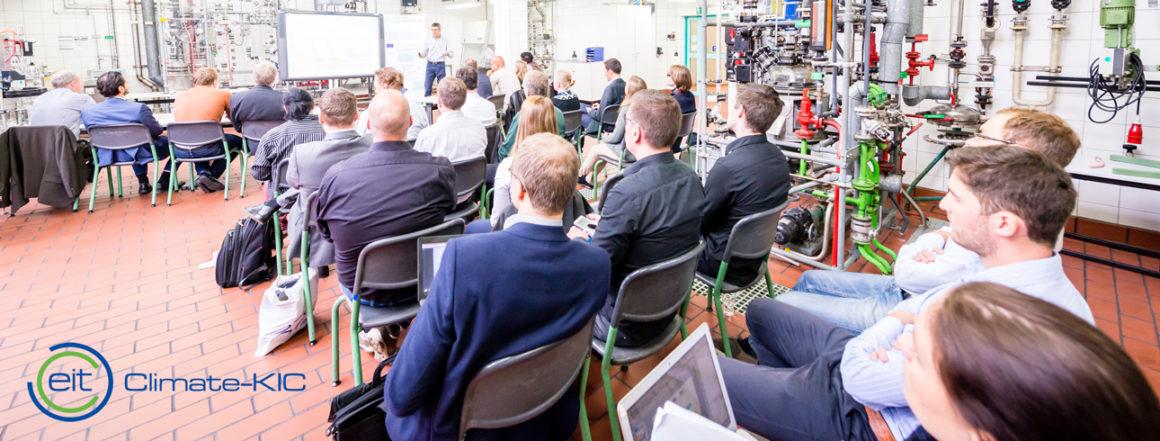 Climate-KIC Accelerator: Jetzt für das Programm für Cleantech-Start-ups bewerben