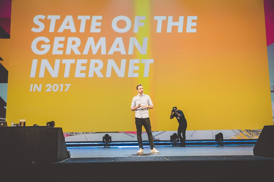 Repeat Mode: Online Marketing Rockstars – State of the German Internet 2017