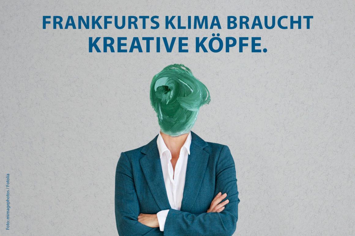 Ideenwettbewerb Klimaschutz – Frankfurts Klima braucht kreative Köpfe