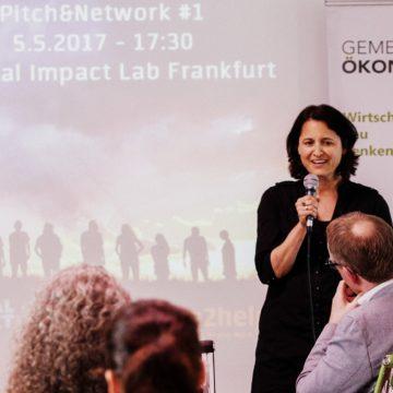 """Dr. Alexandra Partale von place2help: """"Bei uns geht es primär um die gesellschaftliche Wirkung"""""""