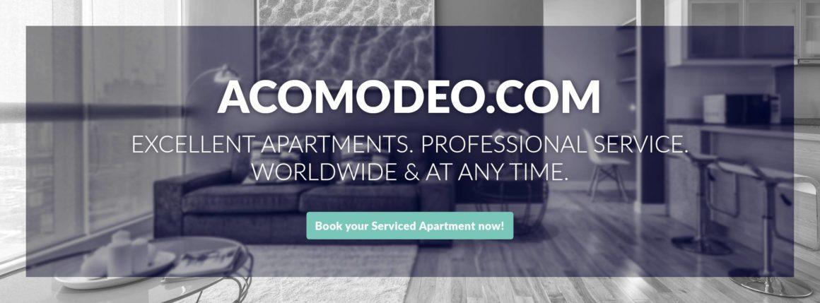 Acomodeo sucht einen Online Marketing Manager (w/m)  in Frankfurt