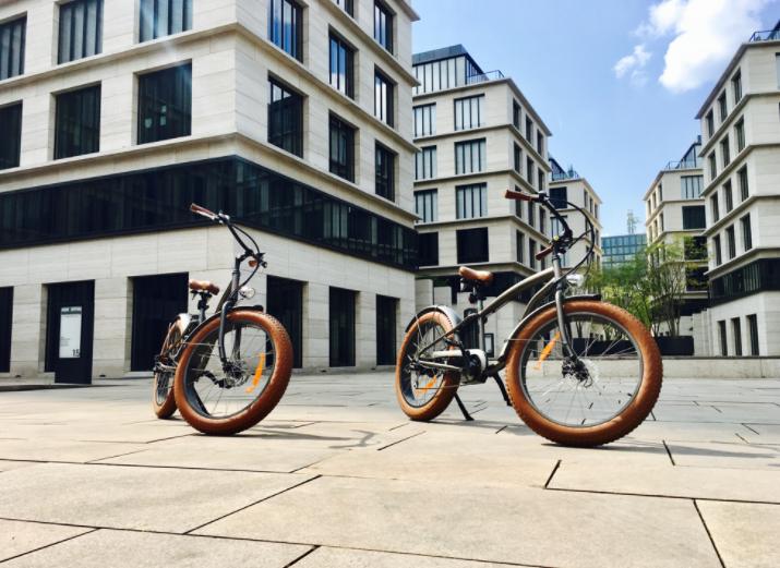 Dexter-Bikes – Skyline meets Fashion