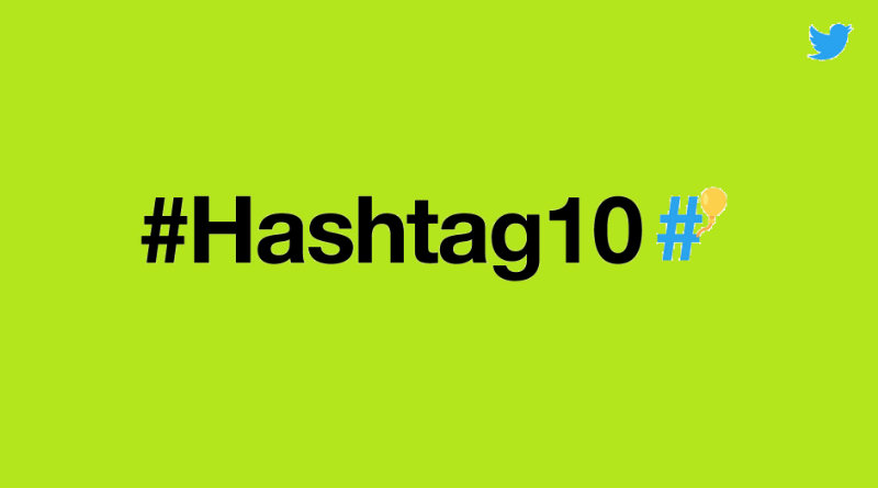 #hashtag10 – good day to think about how we use it?