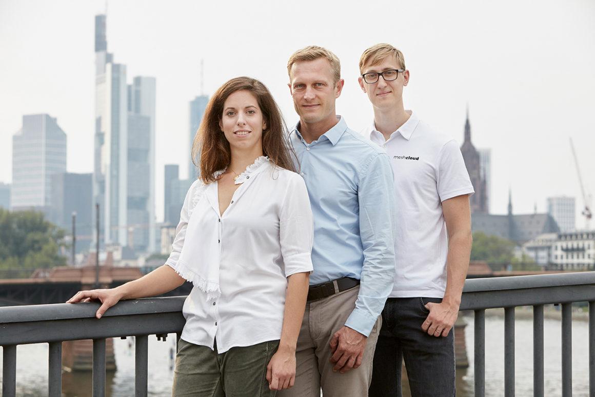 Meshcloud gewinnt bundesweiten Gründerwettbewerb