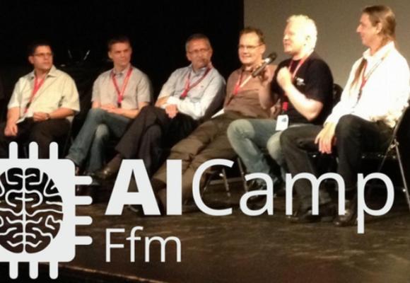 AI Camp Frankfurt zu Artificial Intelligence und Machine Learning