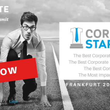 Corporate Startup Summit & Award 2017