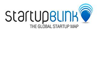 StartupBlink Global Startup Map