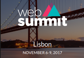 Web Summit 2017 – one month to go